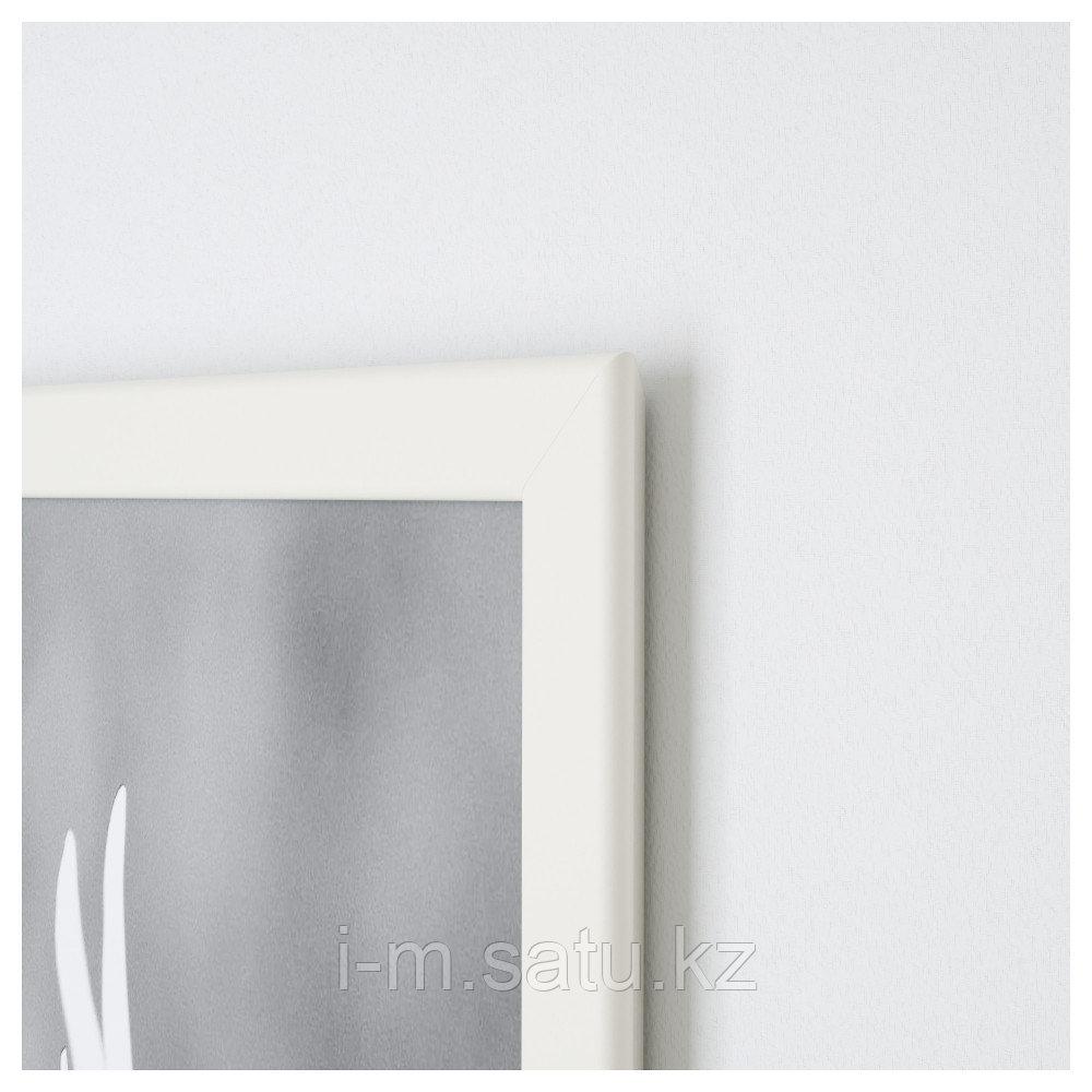ФИСКБУ Рама, белый 13*18 - фото 3