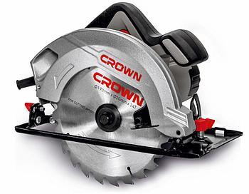 Пила дисковая CROWN CT15188-190 (Акция)