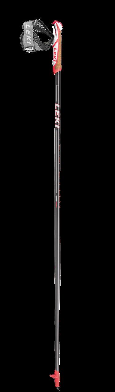 Карбоновые палки фиксированной длины Leki Flash Carbon  (100см - 115см)