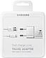 Сетевое зарядное устройство Samsung EP-TA20, фото 2