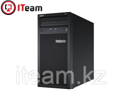 Сервер Lenovo ST50 Tower/Xeon E-2126G 3.3GHz/16Gb/2x2Tb