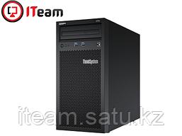 Сервер Lenovo ST50 Tower/Xeon E-2126G 3.3GHz/16Gb/2x2Tb