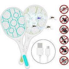 Электрическая мухобойка USB