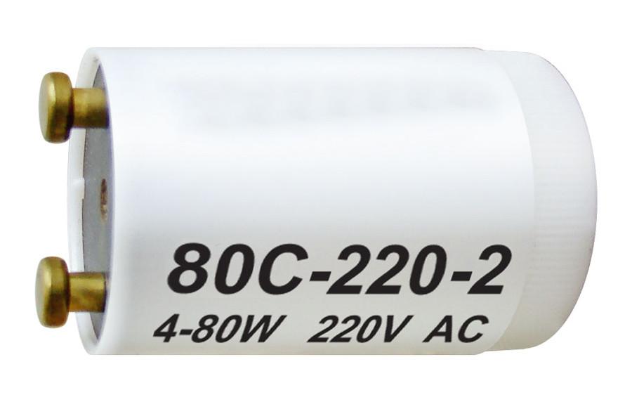Стартер 80С-220-2 4-80 Вт