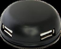 Разветвитель Defender Quadro Light USB 2.0, 4 порта HUB
