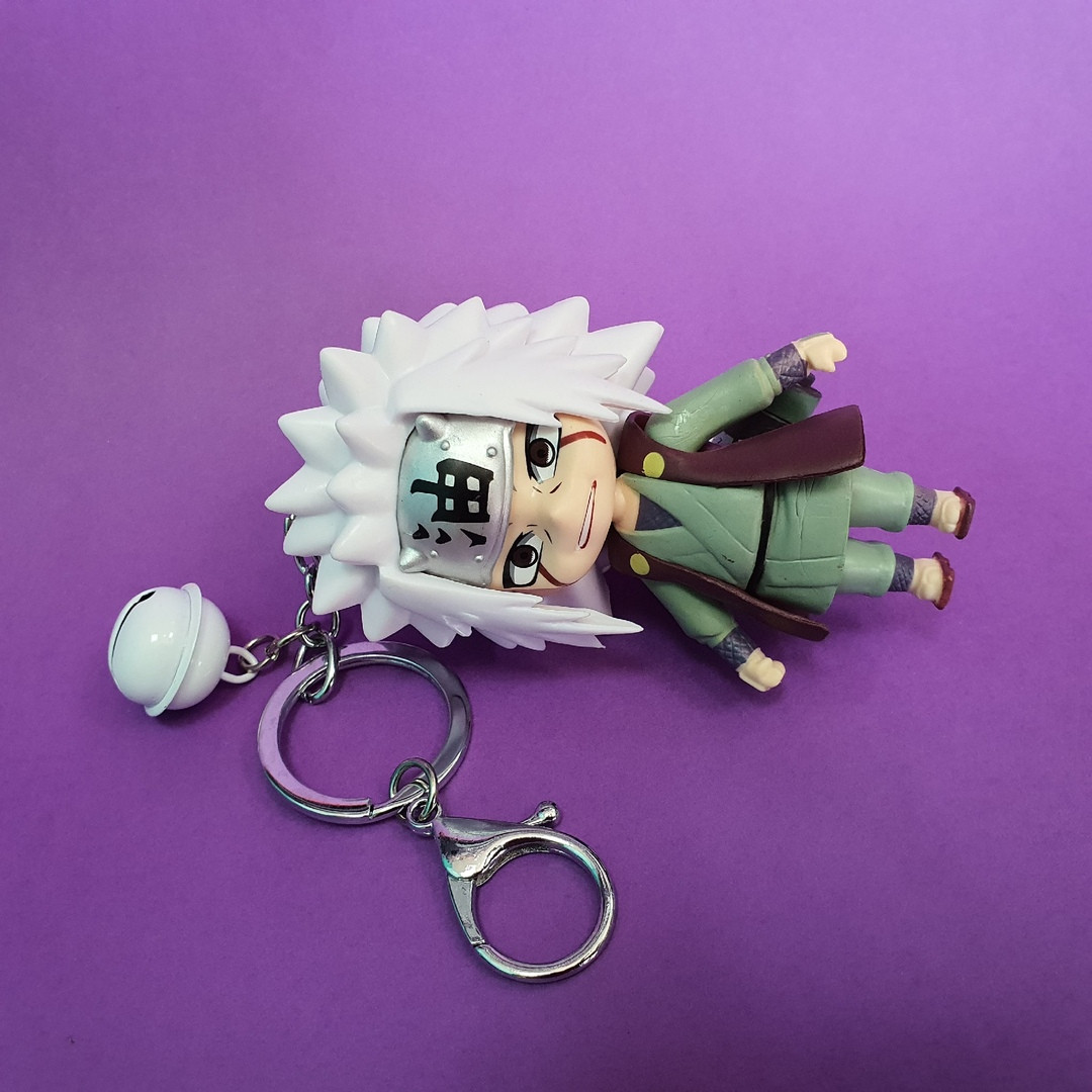 Брелок Джирайя аниме Наруто