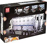 Аналог лего Lego Technic MOC-1389  LEPIN 23008 Mould King 13139  Wing Body Truck грузовик фура, фото 2