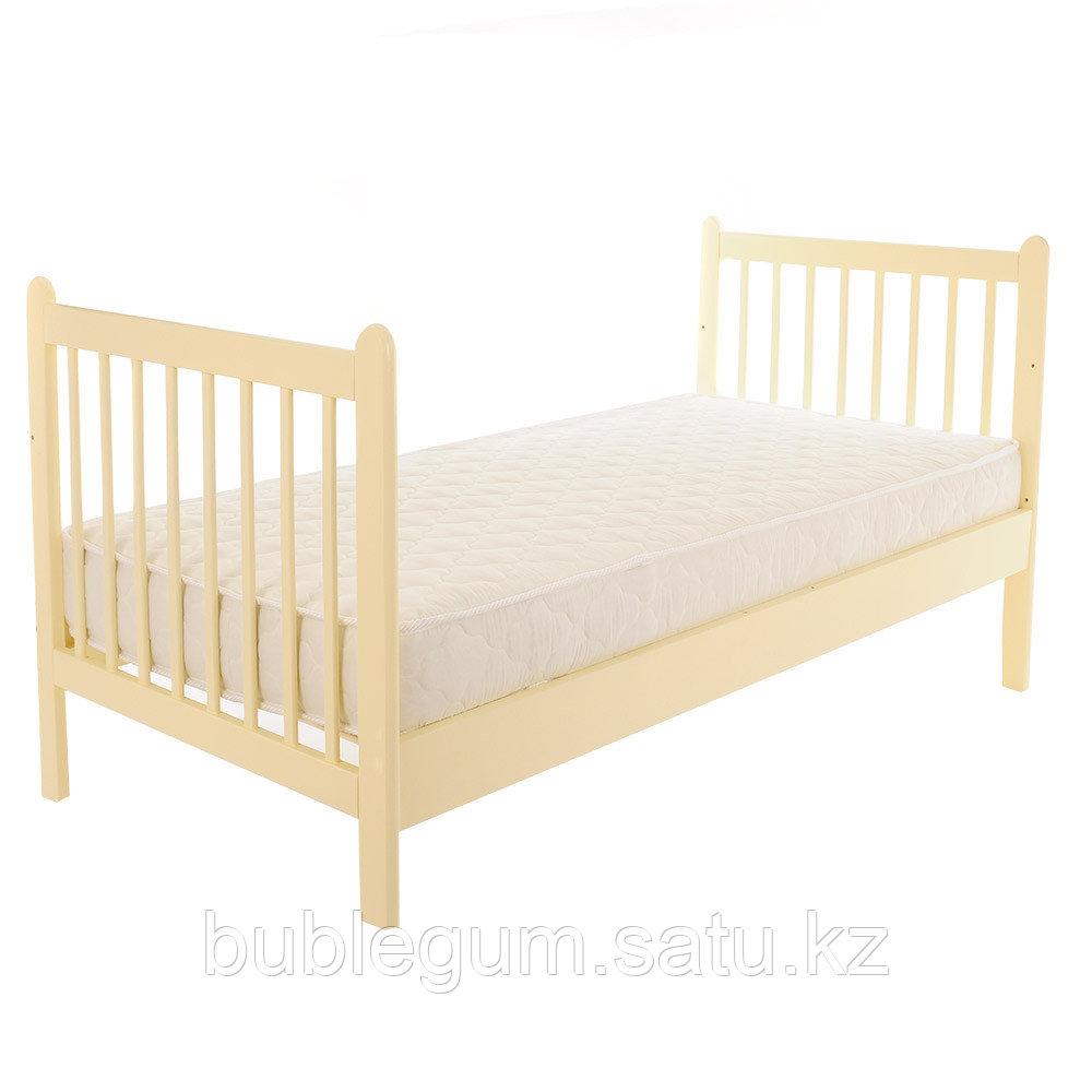 PITUSO Кровать Подростковая EMILIA NEW Слон.кость J-501 165*86,5*88,5 см
