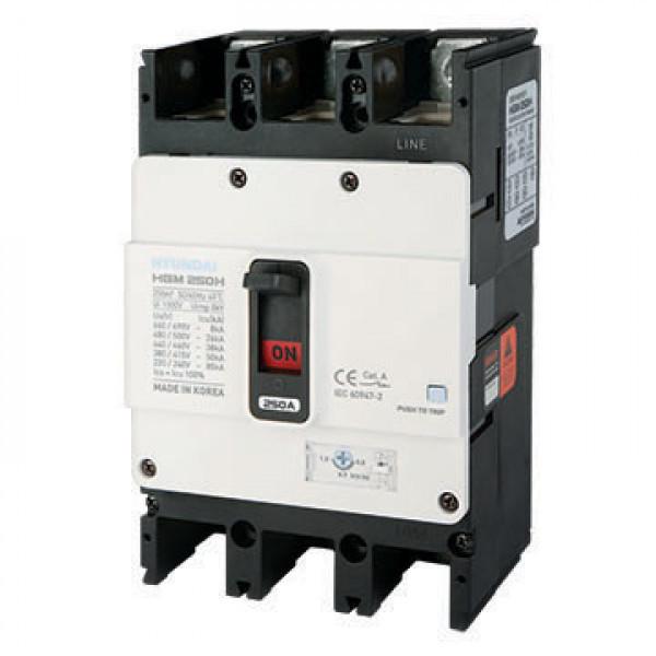 Автоматический выключатель HGM250S 3PT4S0000C 00250F