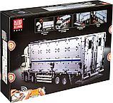 Конструктор Аналог лего Lego Technic MOC-1389  LEPIN 23008 Mould King 13139  Wing Body Truck грузовик фура, фото 2