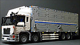 Конструктор Аналог лего Lego Technic MOC-1389  LEPIN 23008 Mould King 13139  Wing Body Truck грузовик фура, фото 7