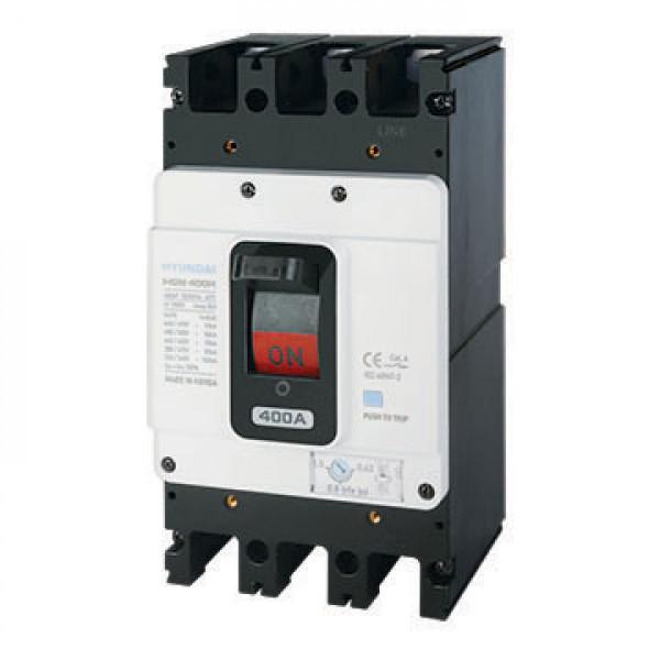 Автоматический выключатель HGM400S 3PT4S0000C 00400F