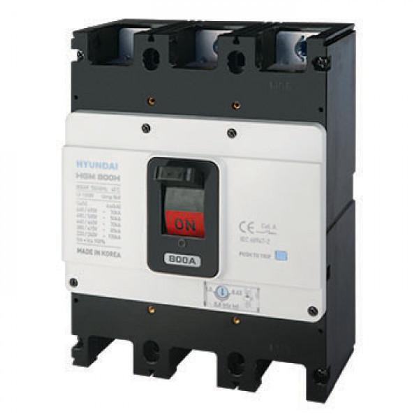 Автоматический выключатель HGM800S 3PT4BS0000C 00800F