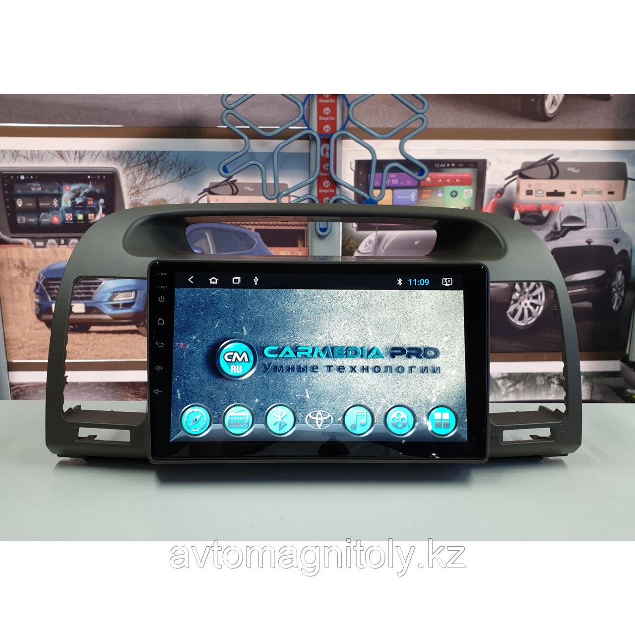 Магнитола CarMedia PRO Toyota Camry 30