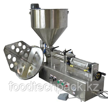 Полуавтомат розлива МД-500М1  С функцией забора продукта