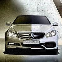 Комплект рестайлинга для Mercedes E-class W212(дорестайлинг) в рестайлинг AMG 63, фото 1