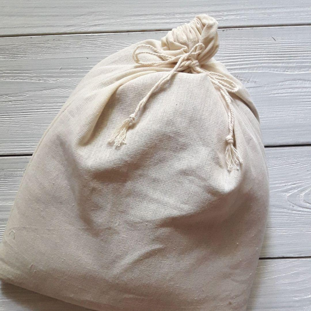 Мешочек из бязи для круп и макарон