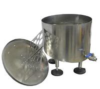 Реактор из нержавеющей стали ЕМК-Р
