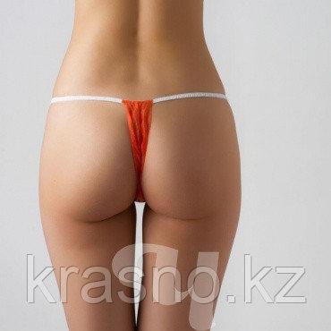 Трусы 25шт бикини женские оранжевые Ч - фото 1