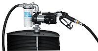 Drum EX50 12V ATEX - Бочковой ком-кт для бензина: э/насос, фильтр, авт. пист, 50 л/мин (без кабеля)