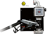 ST EX50 230V K33 ATEX + aut. nozzle - комплект для перекачки бензина с авт. пистолетом 220 в