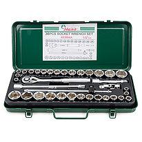 """Набор инструментов на 1/2"""" Hans, 4636MA"""