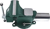 Тиски верстачные с наковальней 150 мм, 5411-06, HANS