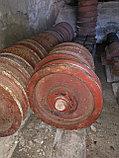 Колеса шахтные, фото 2
