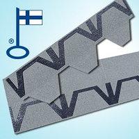 Гибкая черепица Kerabit K Easy (Керабит) - финское качество