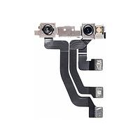 IPhone XS Max Шлейф с сенсором + фронтальная камера + микрофон