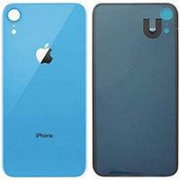 IPhone XR Заднее стекло (не требует снятия стекла камеры) Copy (Blue)