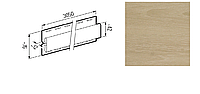 Профиль H соединительный Бук SVP-18 Natur / MAX-3