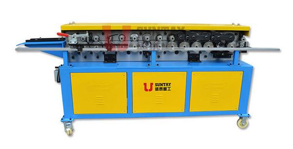 Станок для производства фланцевого воздуховода Т-12