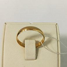 Обручальное кольцо 18,5 размера