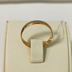 Обручальное кольцо 18.5 размер