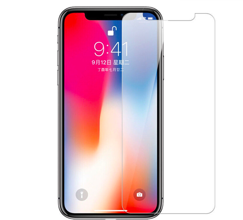 Защитное стекло A-Case Apple iPhone XS