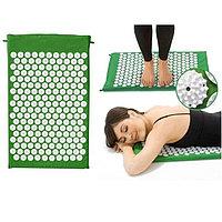 Акупунктурный коврик массажный аппликатор Кузнецова коврик для йоги 42х67 см