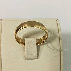 Обручальное кольцо 19.5 размер