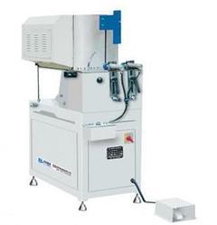 Одноголовый отрезной станок для алюминиевых и ПВХ профилей LSJ-450A
