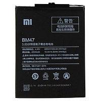 Заводской аккумулятор для Xiaomi Redmi 4X/3 (BM47, 4000 mah)