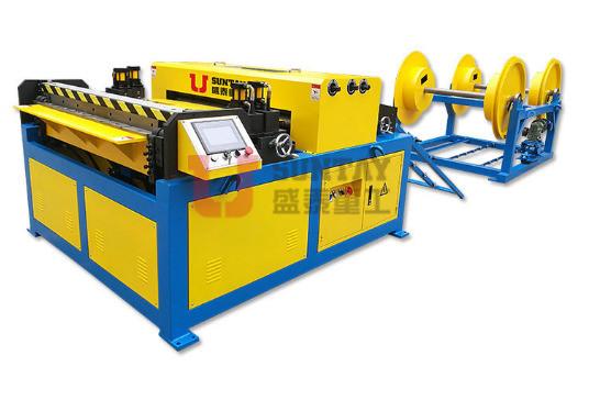 Автоматическая линия для производства прямоугольных воздуховодов ADL-3-1500