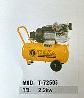 Компрессор 3,0кВт 60л,произ-ть 300л/мин Т72505