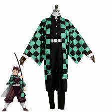 Хаори Танджиро (Зелёное), Клинок Рассекающий Демонов