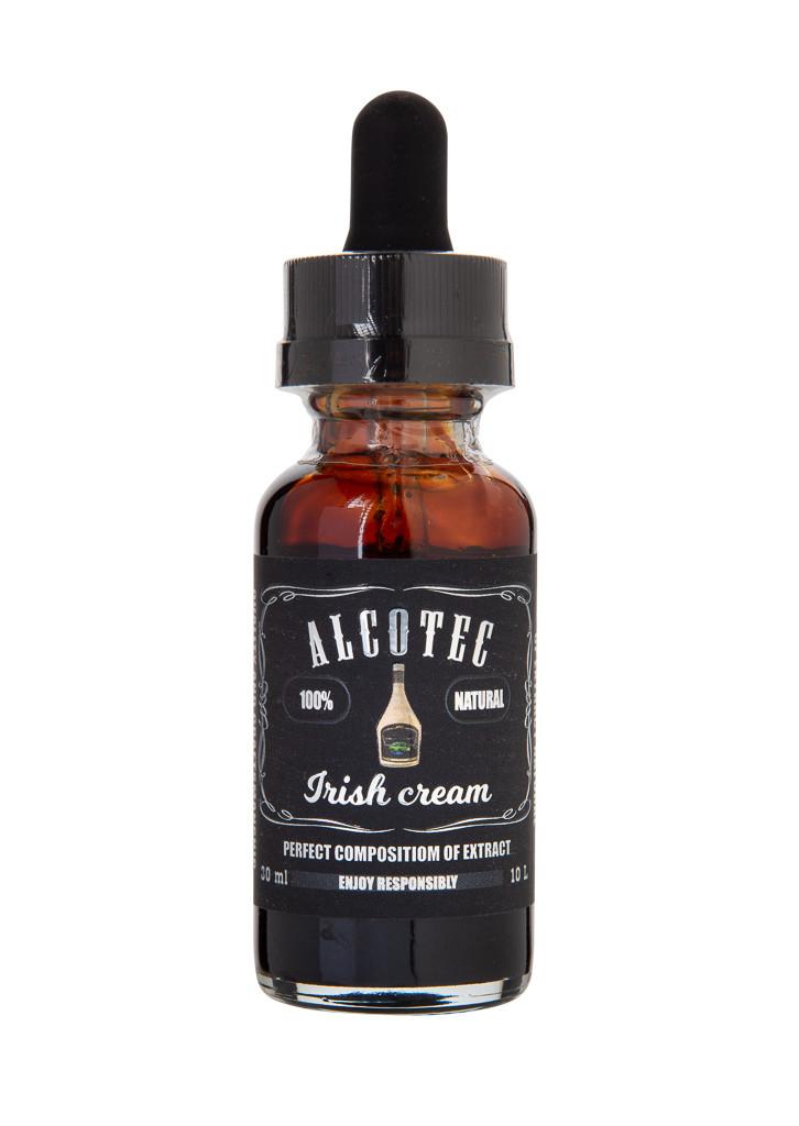 Alcotec Irish Cream, 30 мл