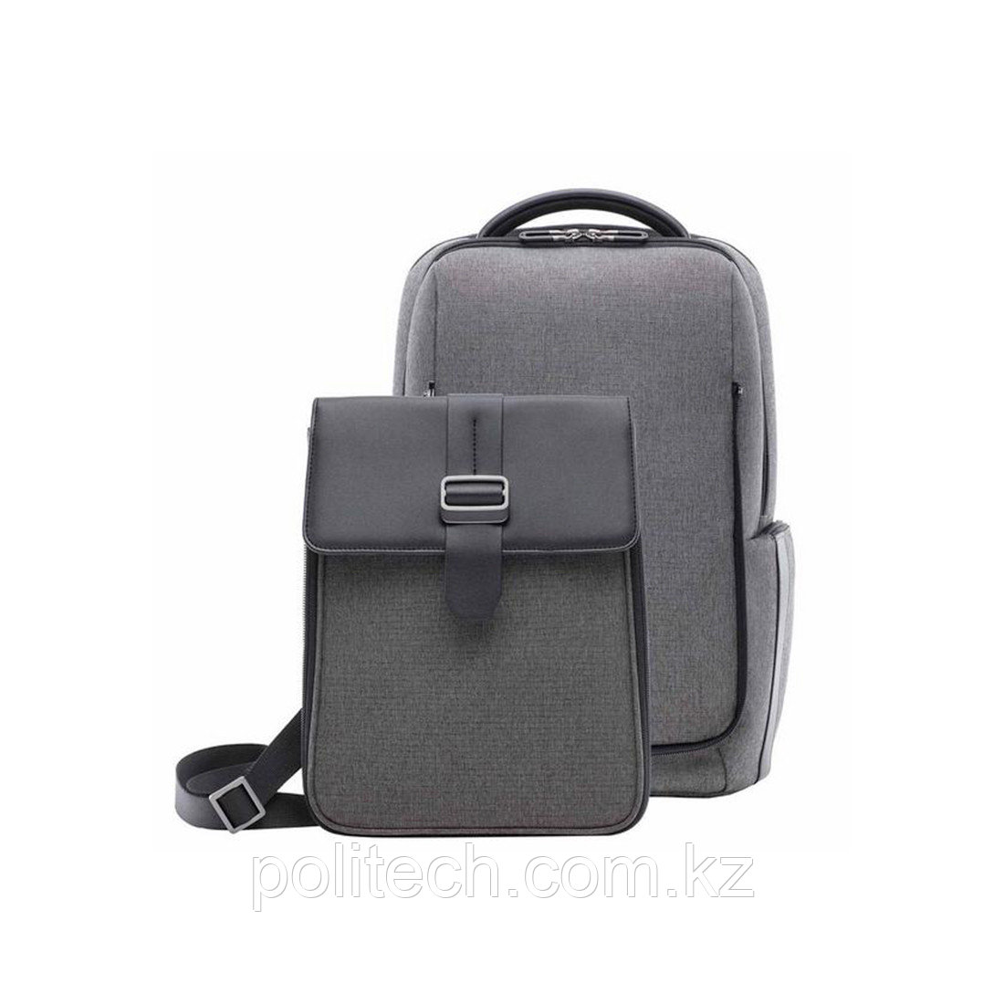 Рюкзак Mi Fashion Commuter Backpack Dark Grey Темно-Серый