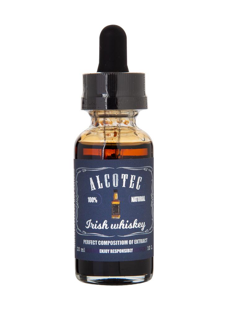 Alcotec Irish Whiskey, 30 мл