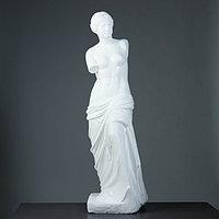 """Фигура """"Венера"""" белый 38х39х125см"""