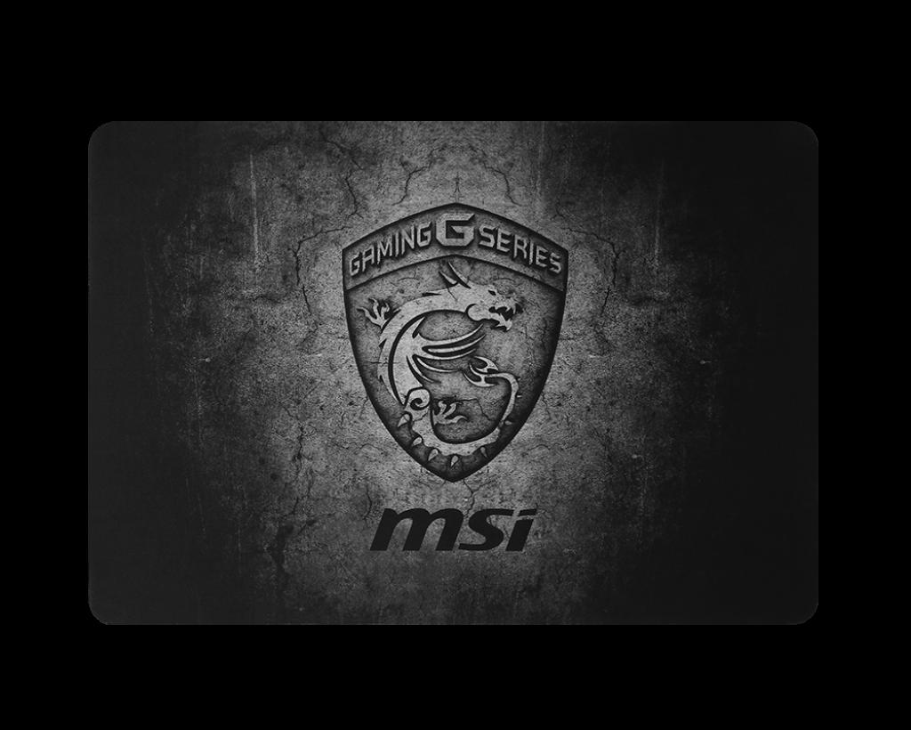 Коврик для мыши MSI GAMING Shield Mousepad (Black)