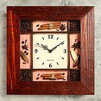 """Часы настенные квадратные """"Восточный базар"""""""