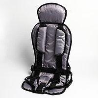 Детское удерживающее устройство «Стандарт», группа 3, цвет серый